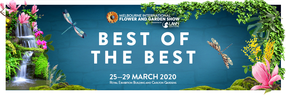 Melbourne International Flower & Garden Show 2020
