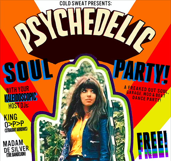 Psychedelic Soul Party