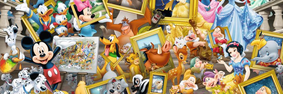 Disney & Pixar Trivia