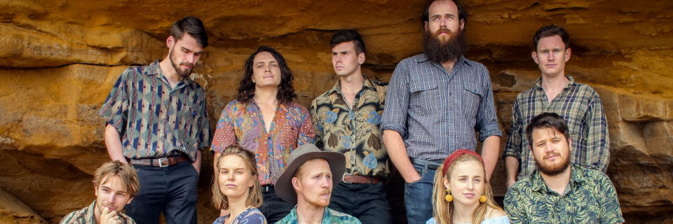 The Northern Folk - 'Watermark' Album Launch