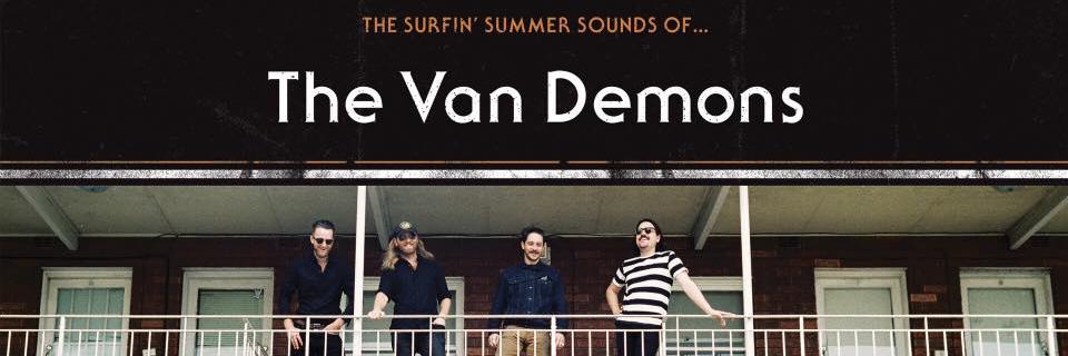 The Graveyard Shift The Van Demons Album Launch