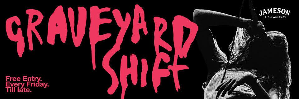 GRAVEYARD SHIFT - Sunfruits x Noodle House Split 7