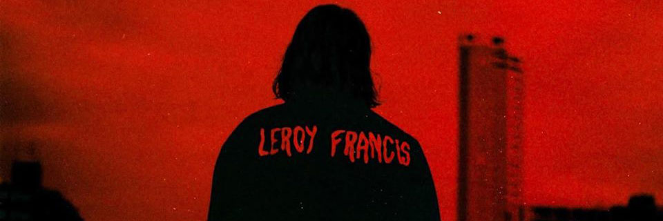 Leroy Francis October Residency