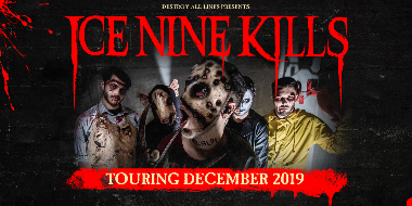 Ice Nine Kills Good Things Festival sideshow with special guests