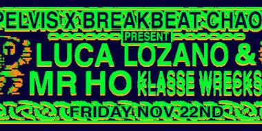 Luca Lozano (UK) & Mr Ho (HK) as KLASSE WRECKS