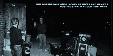 Jeff Rosenstock (Band) [USA] with Lincoln le Fevre & The Insiders + Hanny J + Shaky Handz + Billy Demos