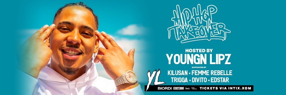 Hip Hop Takeover w/ Youngn Lipz