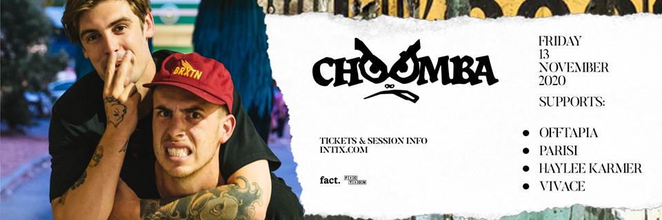 FEEL FT CHOOMBA - SESSION 1