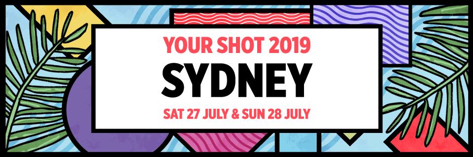 YOUR SHOT SYDNEY 2019