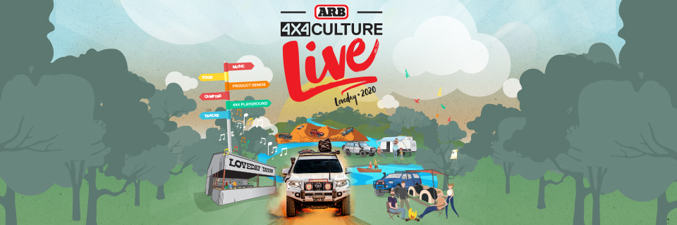 4x4 Culture LIVE