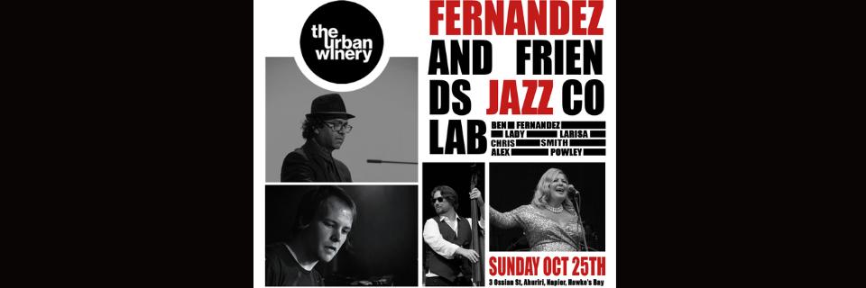 Fernandez & Friends - Live