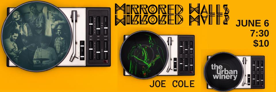 Mirrored Walls & Joe Cole