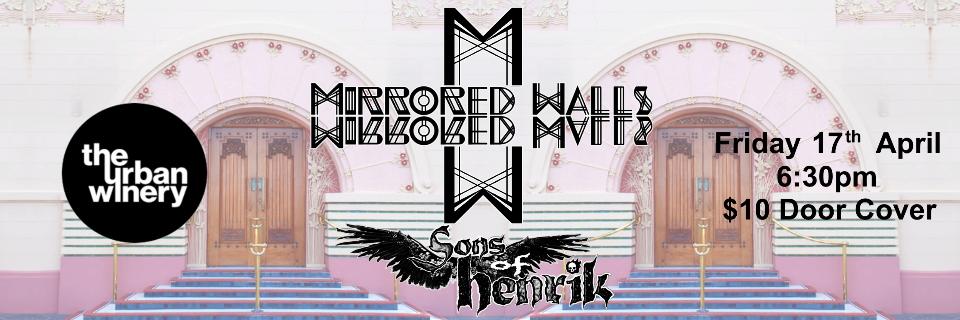 Mirrored Walls & Sons of Henrik