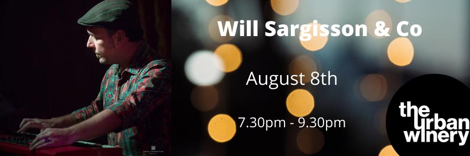 Will Sargisson Live