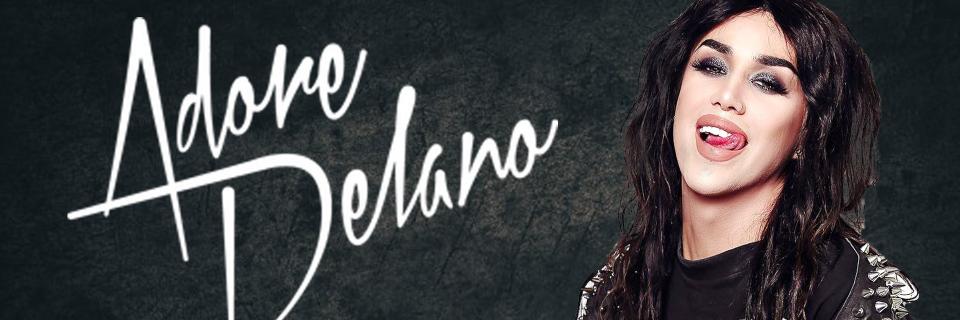 Adore Delano - NEW ALBUM TOUR 2021 - Nottingham - 14+